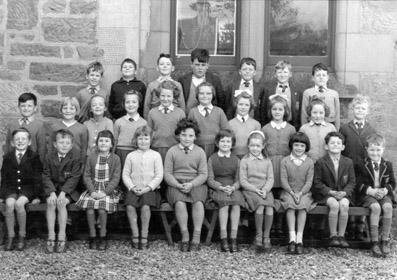 Rosemarkie School Children