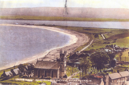 Rosemarkie & Chanonry Point