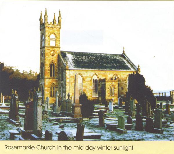 Rosemarkie Church