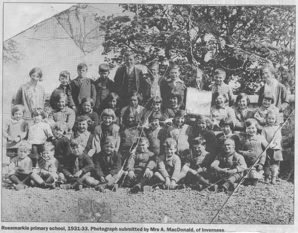 Rosemarkie Primary