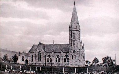 Church of Scotland - Fortrose - c1930