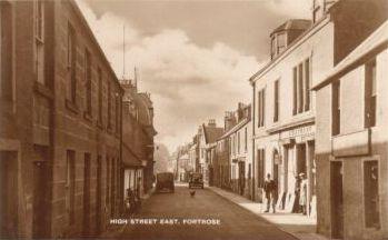 High St, Fortrose