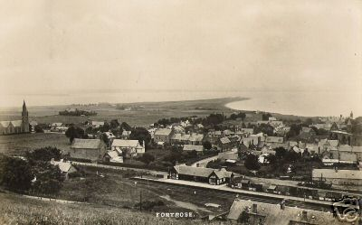 Fortrose from the hill