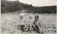 The Beach, Fortrose, 1958