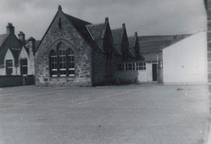 Fodderty School, Fodderty (Circa 1970)