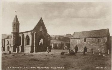 The Cathedral - c1930??