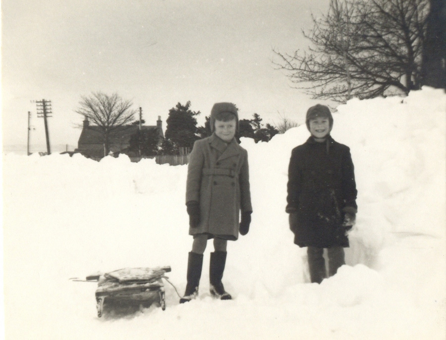 The Great Snow of 1954