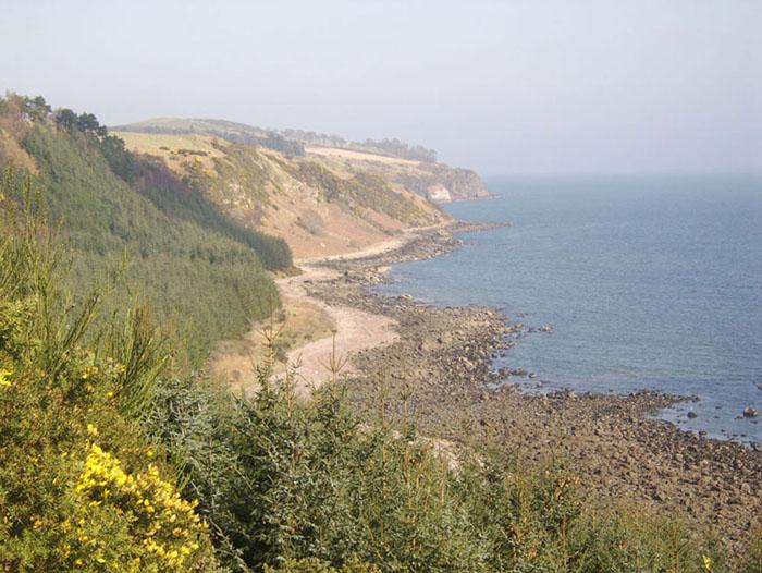 Eathie Beach