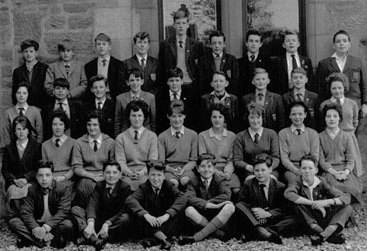 Class 2A, The Academy - 1963