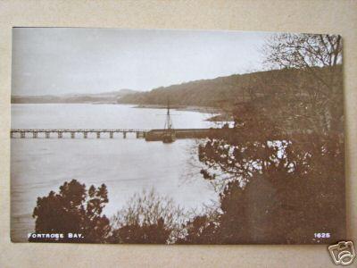 Fortrose Bay - c1930