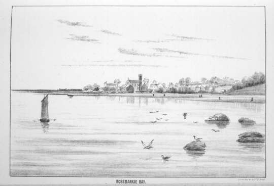 Rosemarkie Bay