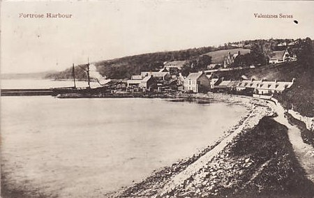 Fortrose Harbour c1904