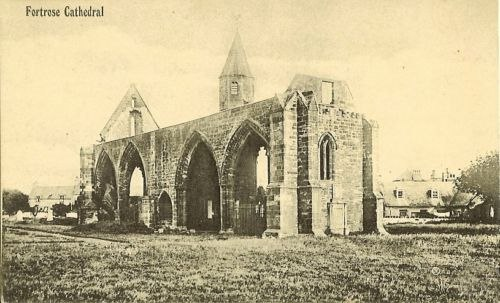 Fortrose Cathedral - c1900