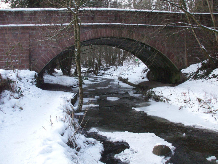 The Fairy Glen Bridge