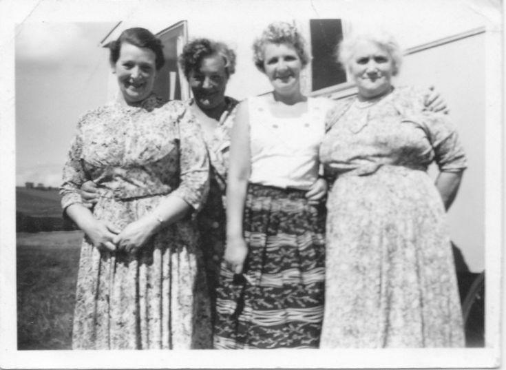 Elsie More and Isabella Bassindale