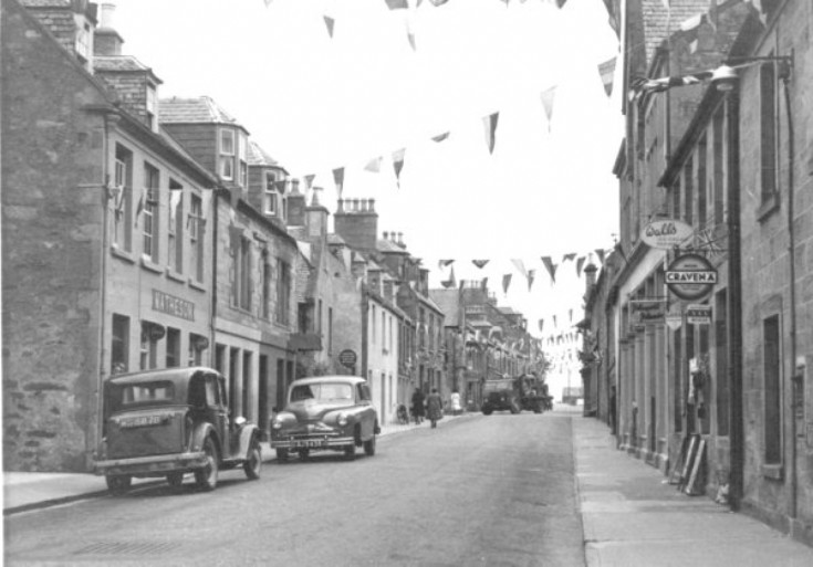 Fortrose High Street