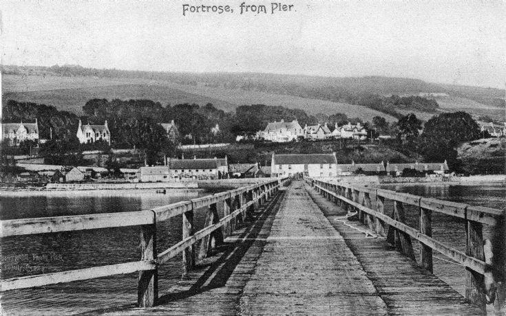Fortrose Harbour
