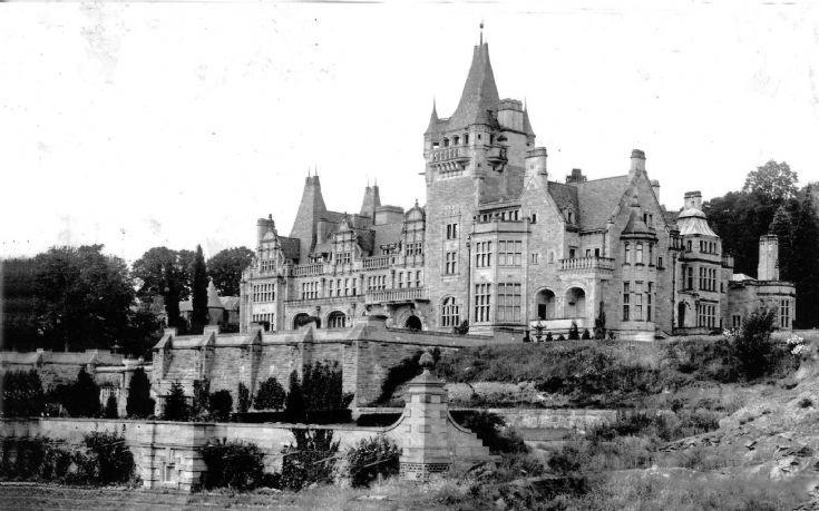 Rosehaugh House