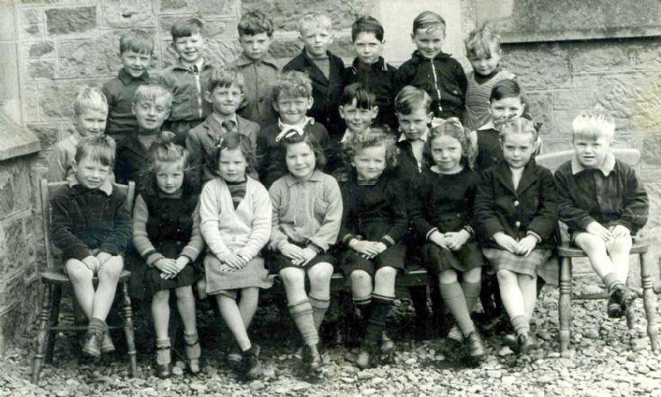 Fortrose Academy,   circa 1951/52