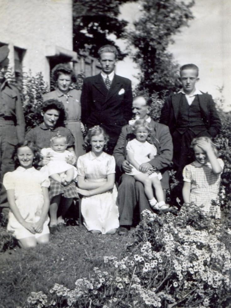 The Mackeddie family.