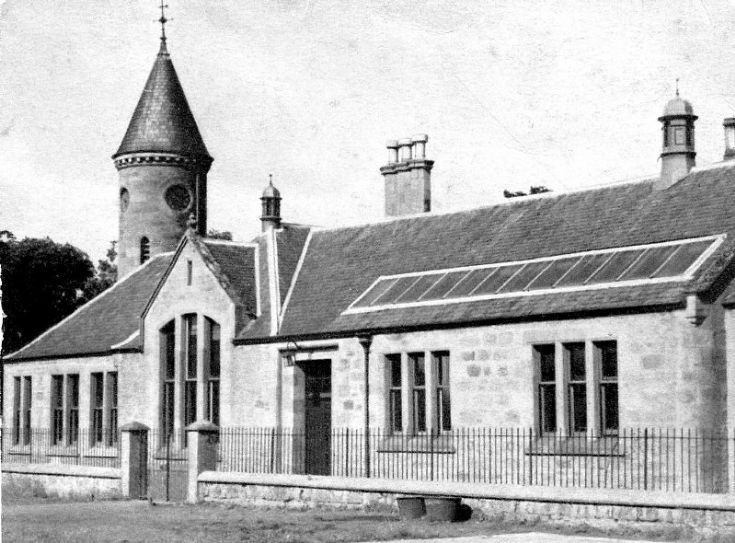 Fortrose Academy c1950
