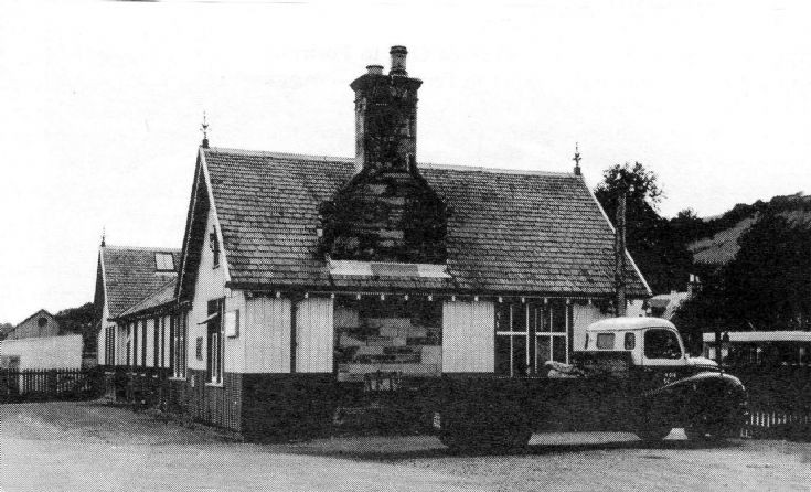 Fortrose Railway Station