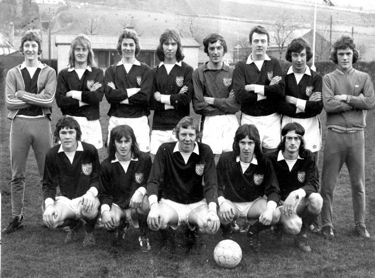 Fortrose Rosemarkie  F.C. 1974