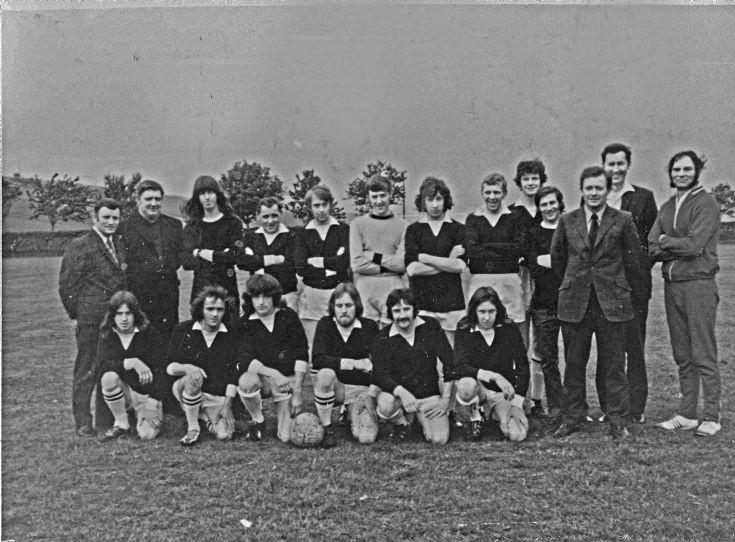 Fortrose Union F.C. c1972/3