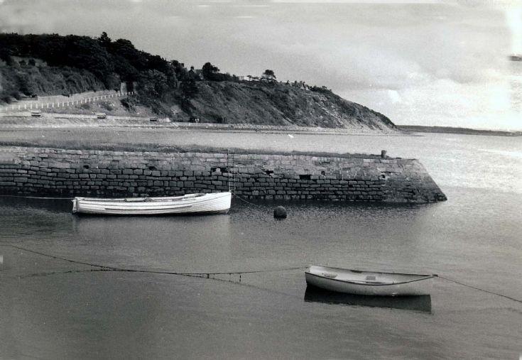 Fortrose Harbour  c1960
