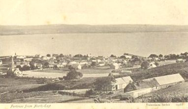 Fortrose from North-East