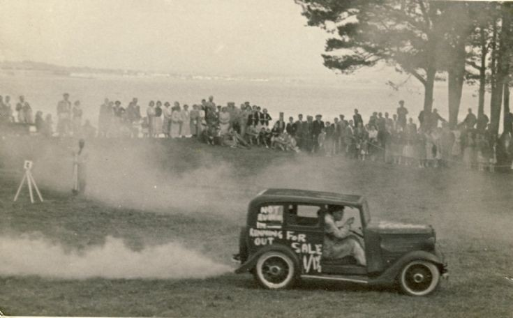 Motor Trial c1958