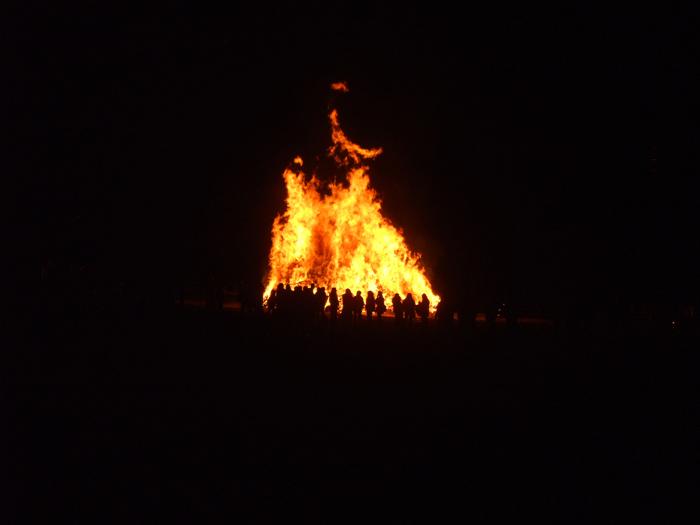 Bonfire nght 2011
