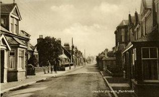 Castle St, Fortrose