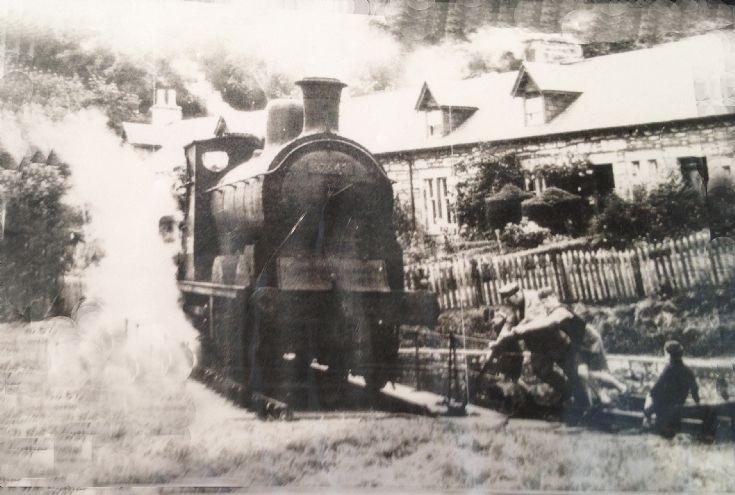Fortrose Railway Station.