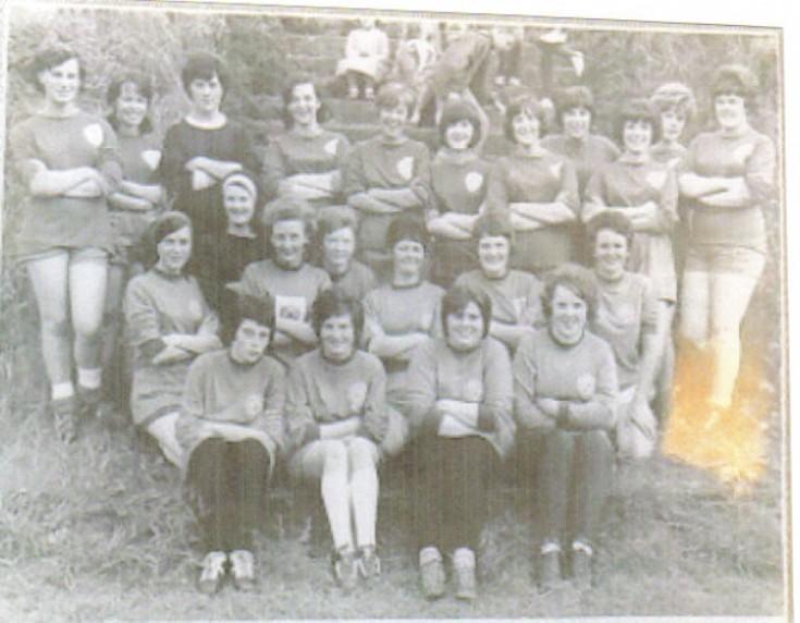 Avoch/Fortrose Teams - Avoch Gala (circa 1965).