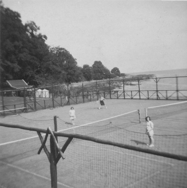 Rosemarkie Tennis Courts