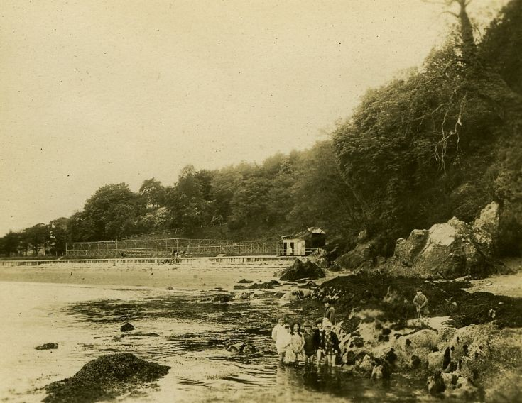 Rosemarkie Beach - COPYRIGHT GROAM HOUSE MUSEUM