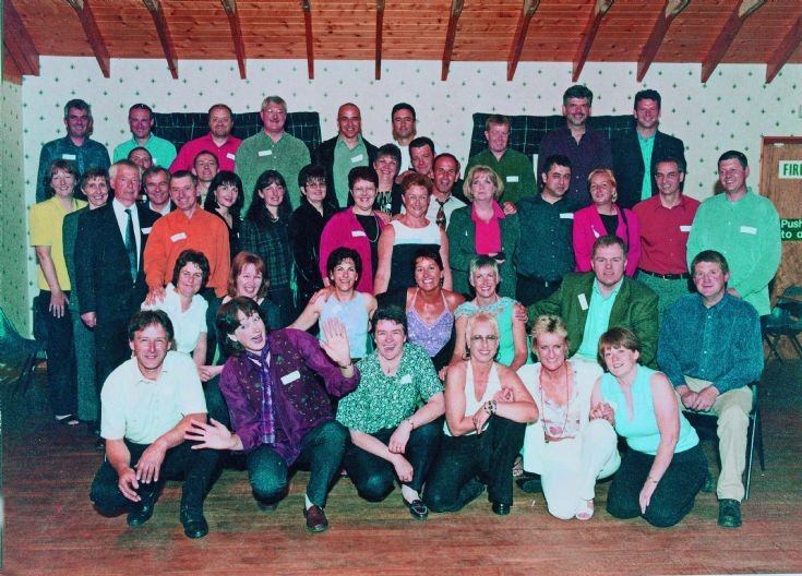 Fortrose Academy, Class Reunion 1995