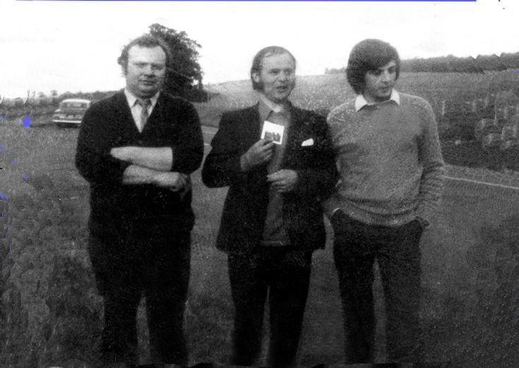 John Anderson, Dooie Mackay & Albert Macbeth