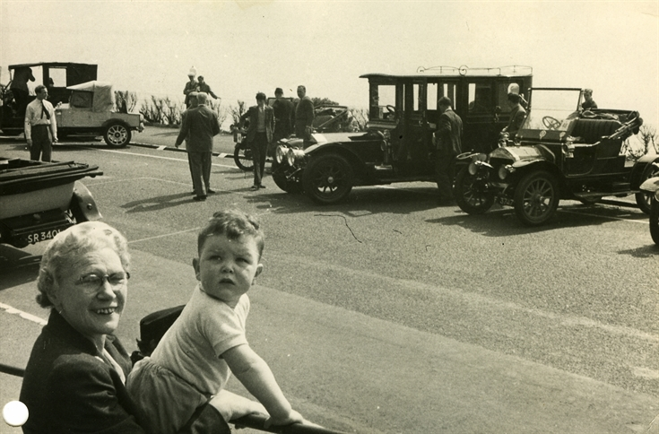 A Vintage Car Rally