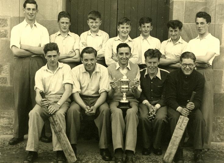 A cricket team