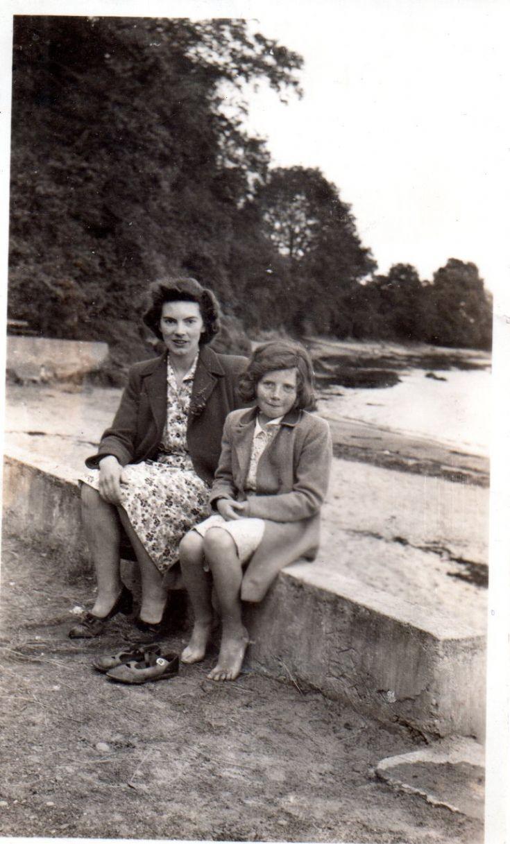 Betty Forrester & Helen McFarlane