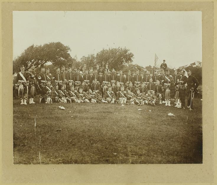 Seaforth Highlanders Volunteer's (Fortrose)