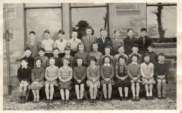 Fortrose School group