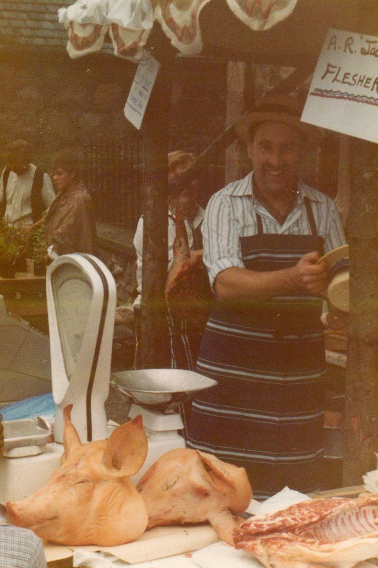 St. Boniface Fair stall