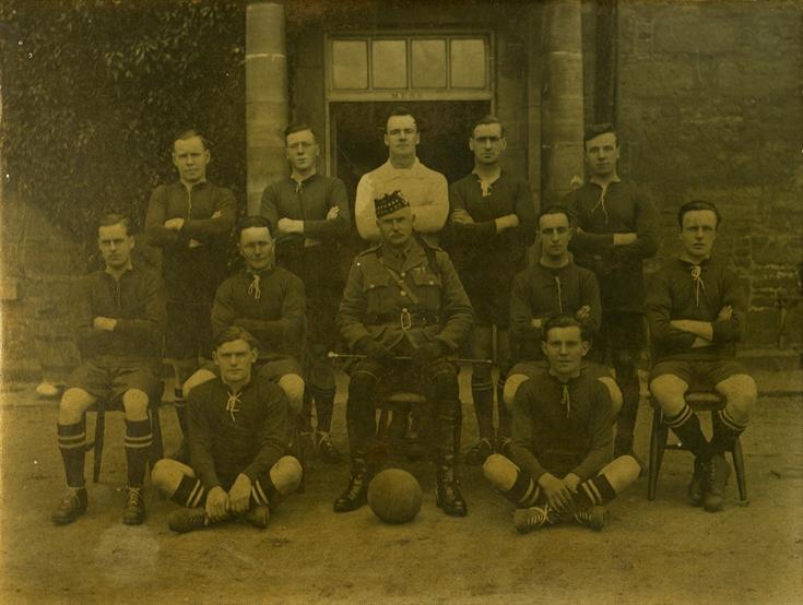 Regimental Football Team (WWI )