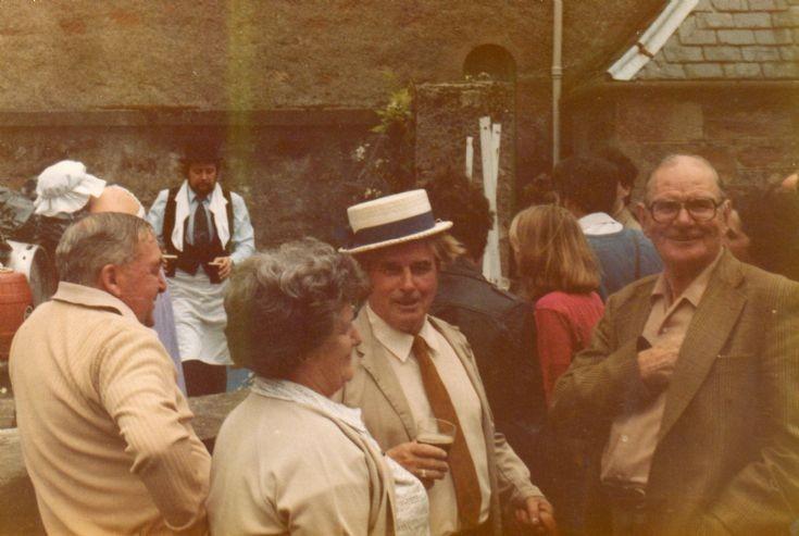 St Boniface Fair Fortrose mid 1970's