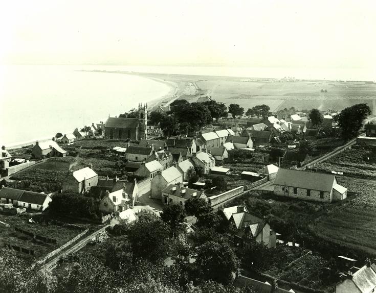 Rosemarkie from Craig c. 1914/18