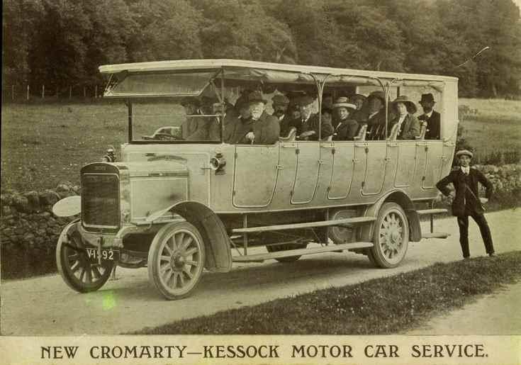 Cromarty - Kessock Motor Service