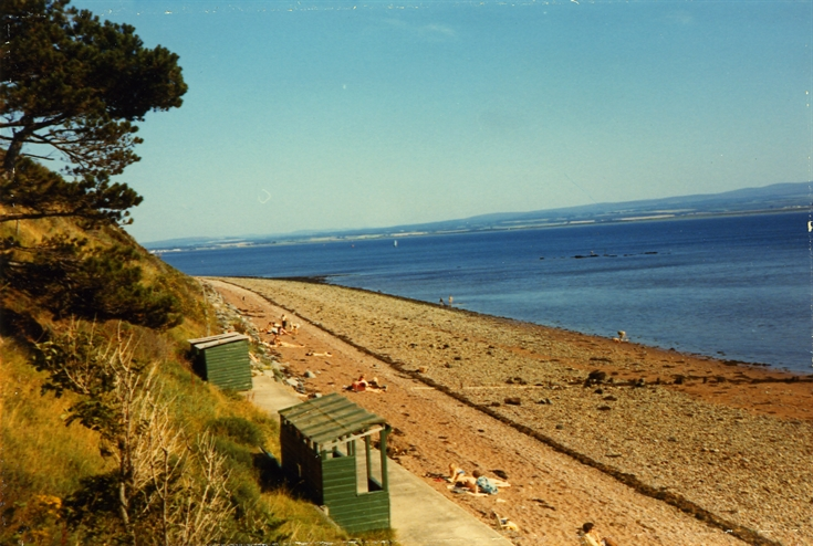 Fortrose beach